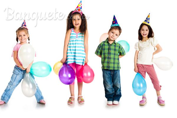 Tendencias en fiestas infantiles