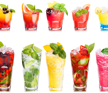 Bebidas alternativas para celebraciones sin alcohol