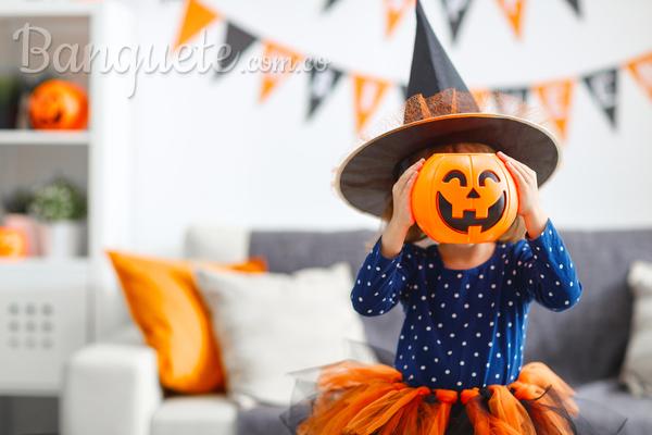 Halloween apto para niños