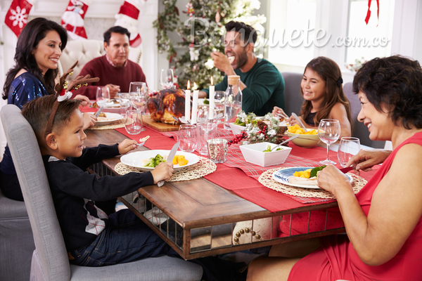 Claves para una cena navideña más saludable