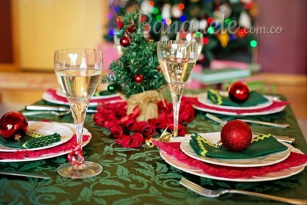 Prepárate para vestir una mesa perfecta en las fiestas