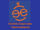Logo Eventos Especiales Entertainment
