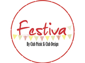 Logo Festiva by Club Picnic & Club Design