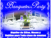 Banquetes Party