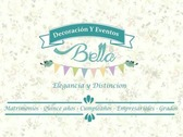 Decoracion y eventos Bella