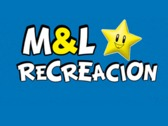 Logo M&L Eventos