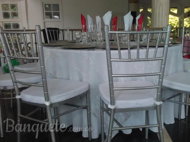 Alquiler Sillas Tiffany Banquete Com Co