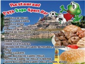 Restaurante Mr Frog`s Sport Bar