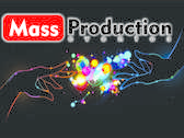 Logo Mass Production Eventos