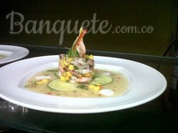 Ceviche gourmet